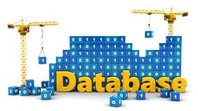 Free Building Database Royalty Free Stock Images - 80177039