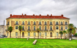 Building in Dax - France Stock Photo