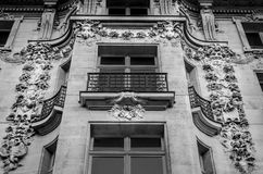 Building Decorative Detail Royalty Free Stock Photos