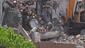 Building Demolition Procedure