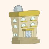 Building design house theme elements,eps Royalty Free Stock Photo