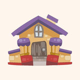 Building design house theme elements,eps Royalty Free Stock Image