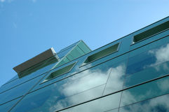 Building Detail Royalty Free Stock Photography