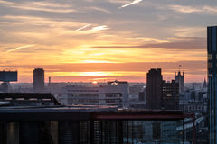 Free Building Details In London Skyline At Sunset Stock Photos - 94272863