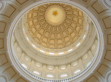 Building Dome. Texas capital building dome Stock Photography