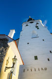 Building of the Dome Church in Tallinn Old Town Stock Image