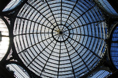 Building Dome, napoli. Royalty Free Stock Photography