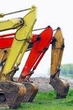 Building dredge Royalty Free Stock Photo