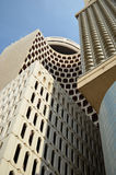 Building in Dubai Royalty Free Stock Image