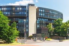 Building in Dusseldorf Royalty Free Stock Photos