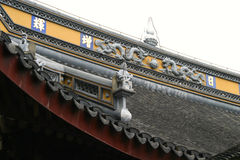 Building, Eaves, China, Ancient Stock Photos