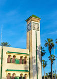 Building in El Jadida, Morocco. Building in El Jadida town in Morocco, North Africa Stock Images