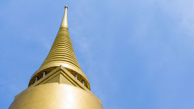 Building elements of Thai temple Royalty Free Stock Photo