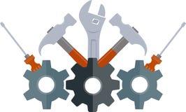 Building emblem Stock Images