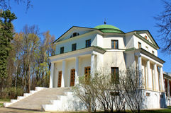 Building of the estate near Moscow Stock Image