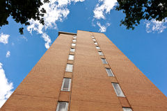 Building facade Royalty Free Stock Photography