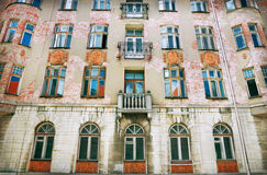 Building facade Royalty Free Stock Image