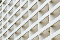 Building facade in angle Royalty Free Stock Photos