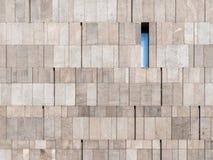 Building Facade Fragment Stock Photo