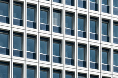 Building facade - modern architecture - real estate background Stock Photos