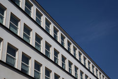 Building facade - office building Stock Photo