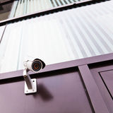 Video surveillance Royalty Free Stock Image