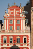 Building facade - Wroclaw, Poland Royalty Free Stock Images