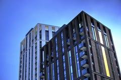 Building Facades in London United Kingdom stock image