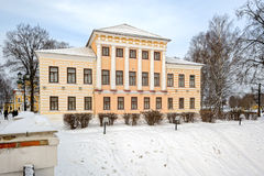 Building of former City Duma, Uglich, Russia Stock Photos