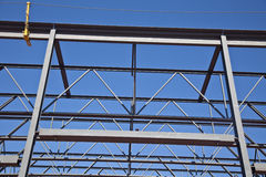Building Frame Stock Photography