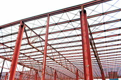 Building frame Royalty Free Stock Photo