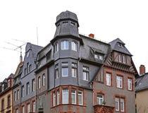 Building in Frankfurt am Main. Germany Stock Image
