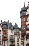 Building in Frankfurt am Main. Germany Royalty Free Stock Photography