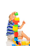 Building future Stock Photo