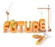 Building a future Stock Photos