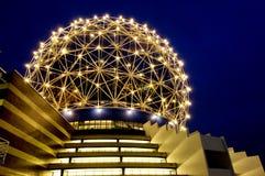 building futuristic Στοκ Εικόνα