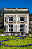 Building in gardens of Mirabell palace-Salzburg Royalty Free Stock Images
