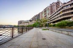 Building in Geneva, Switzerland Royalty Free Stock Photo