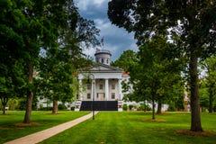 Building at Gettysburg College, Gettysburg, Pennsylvania. Royalty Free Stock Image