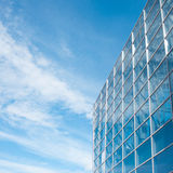 Building glass background Royalty Free Stock Photos