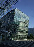 Building with Glass Facade Royalty Free Stock Photos
