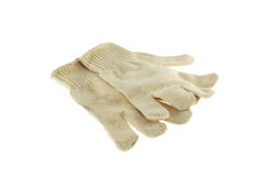Building Gloves Royalty Free Stock Images