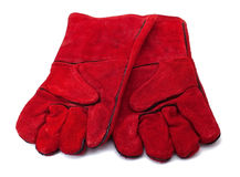 Building gloves Stock Image