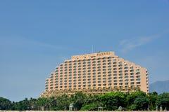 Building of Gold coast hotel, Hongkong. Buiding of Gold coast hotel in Hongkong, 2016 Royalty Free Stock Photography