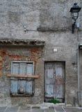 Building in Grado Stock Photography