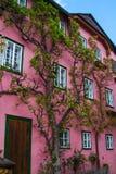 Building in Hallsttat. View beautiful  in Hallsttat, Austria Stock Photos