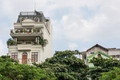 Building in Hanoi City Stock Photography