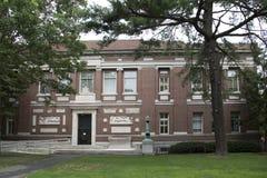 Building in  Harvard university Royalty Free Stock Photos