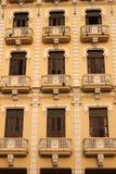 Building in Havana Cuba Royalty Free Stock Photo