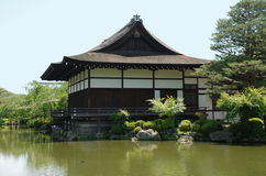 Building at Heian-Jing Shrine Royalty Free Stock Images
